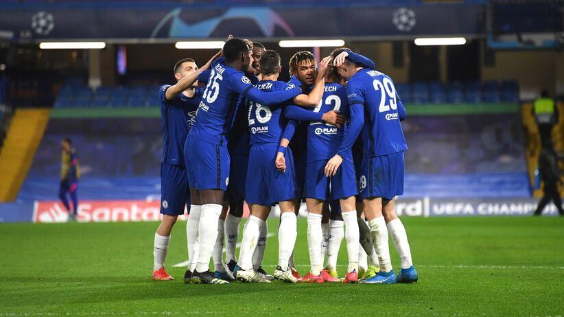 Real - Chelsea: składy