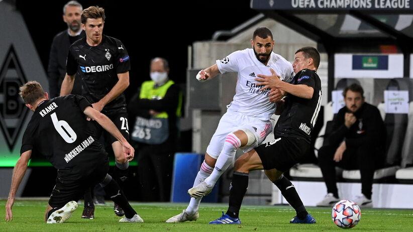 Borussia M. - Real na żywo