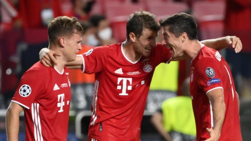 Lewandowski i Bayern zaroibli miliony na LM