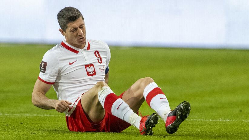 """Robert Lewandowski nie wróci na rewanż z PSG. """"Zagram, gdy poczuję się dobrze"""""""