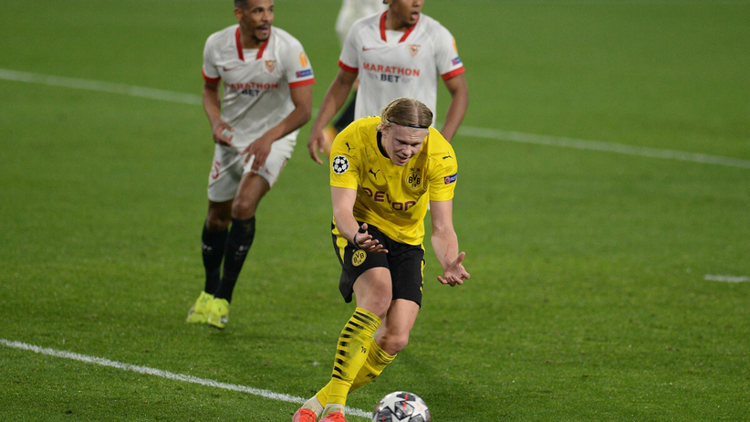 Sevilla - Borussia Dortmund na żywo