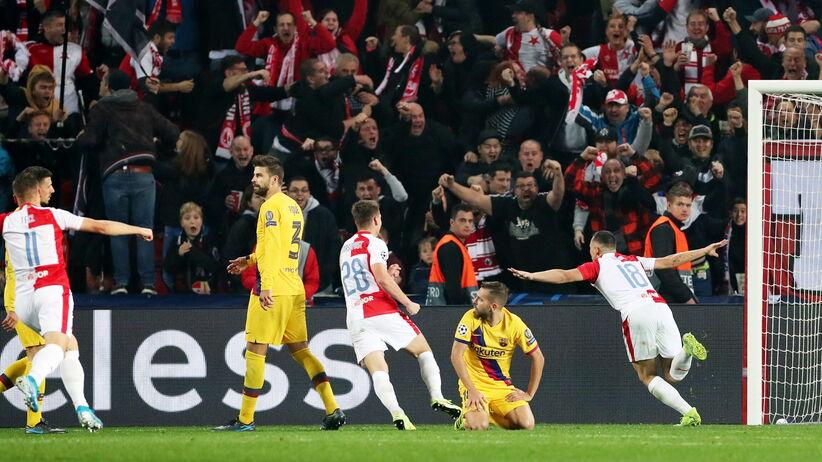 Slavia - Barcelona