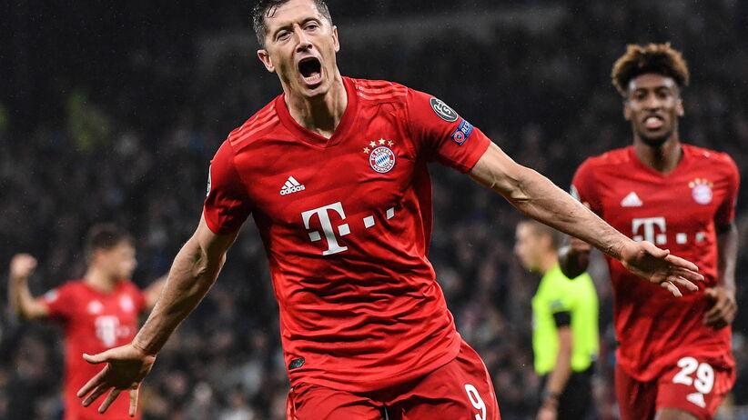 Tottenham - Bayern na zywo