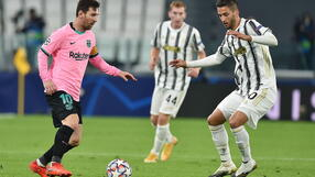 Juve przegrywa z Barceloną, Szczęsny bez szans