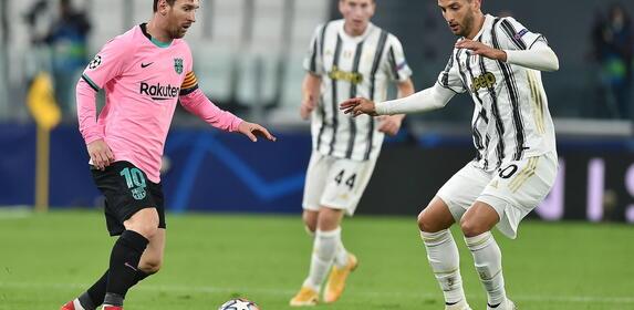 Barcelona górą w starciu z Juventusem, trzy nieuznane gole Moraty