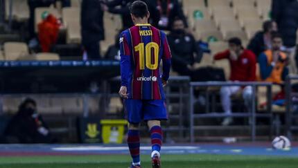 Lionel Messi wyrzucony z boiska. Argentyńczyk brutalnie zaatakował rywala