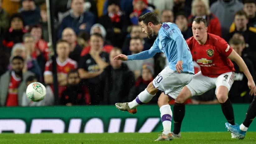 Manchester United - Manchester City transmisja