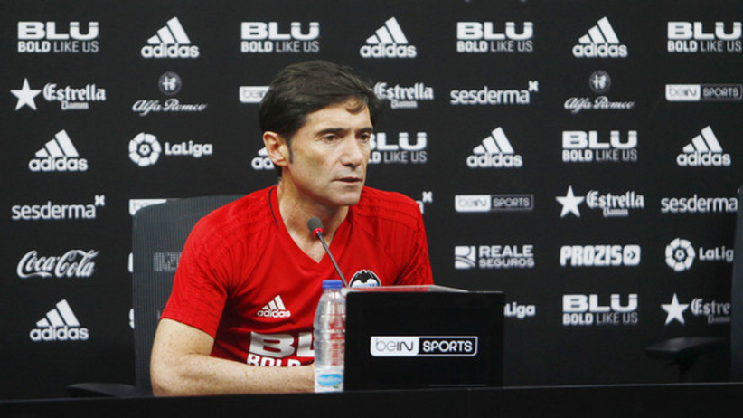 Trener Marcelino zwolniony z Valencii