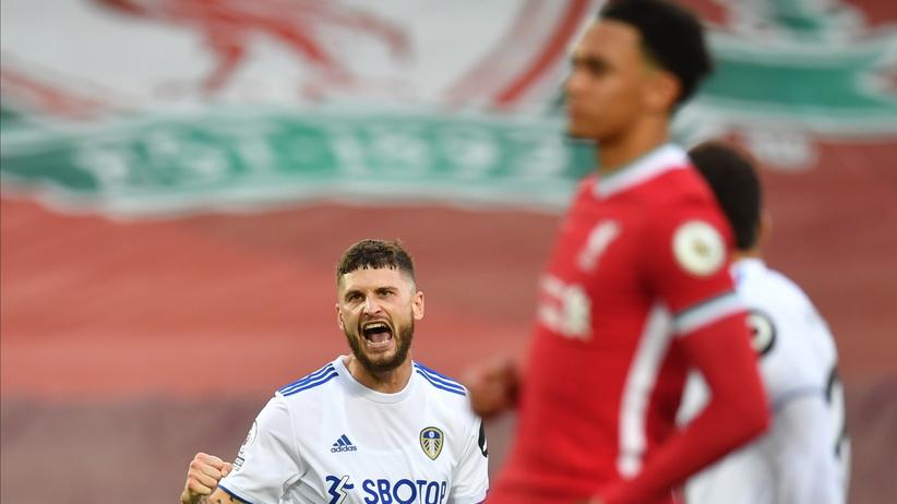 Mateusz Klich o debiucie w Premier League