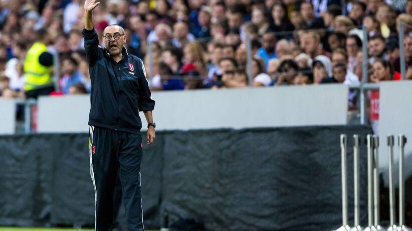 Maurizio Sarri ma zapalenie płuc