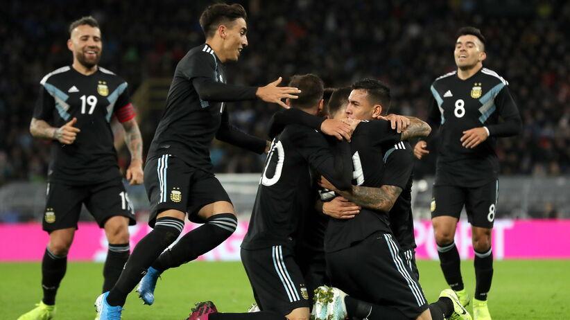 Niemcy - Argentyna