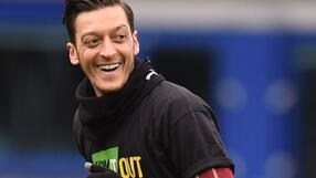 Mesut Oezil potwierdził swoje odejście z Arsenalu. Zagra w nowym klubie