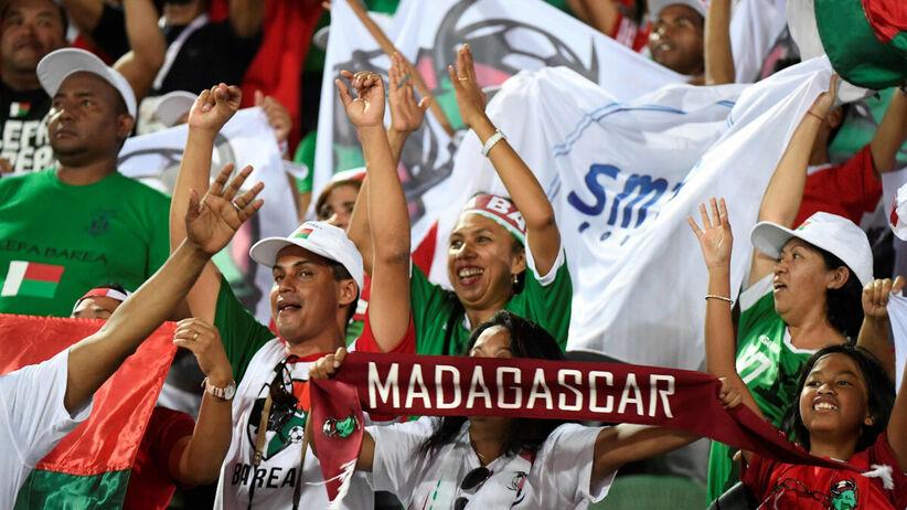 Madagaskar - Tanzania z najszybszym karnym