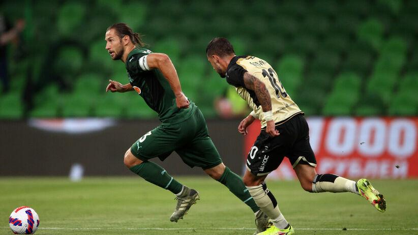 Grzegorz Krychowiak Krasnodar w jedenastce kolejki rosyjskiej Premier League