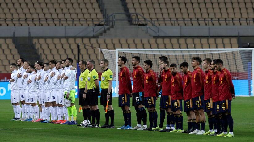 Hiszpania - Kosowo