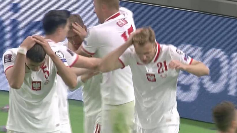 Mecz Albania - Polska przerwany! Kibice obrzucili piłkarzy butelkami