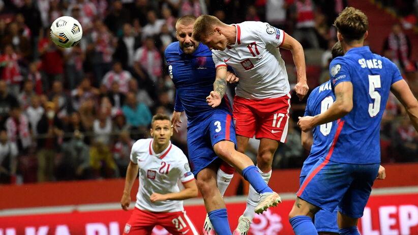 Polska - Anglia. Damian Szymański: to najpiękniejszy mecz w mojej karierze