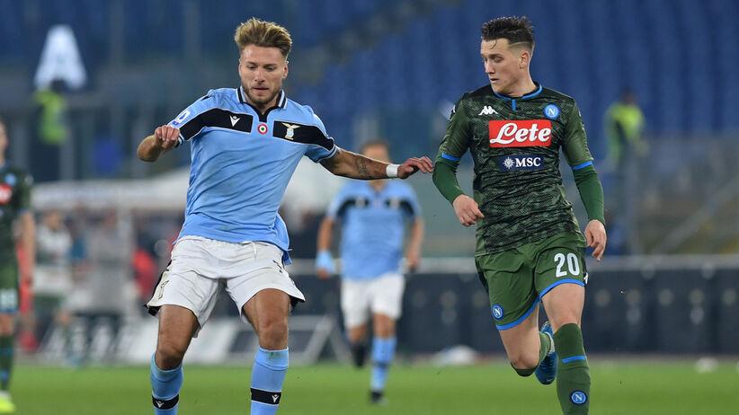 Napoli - Lazio Transmisja