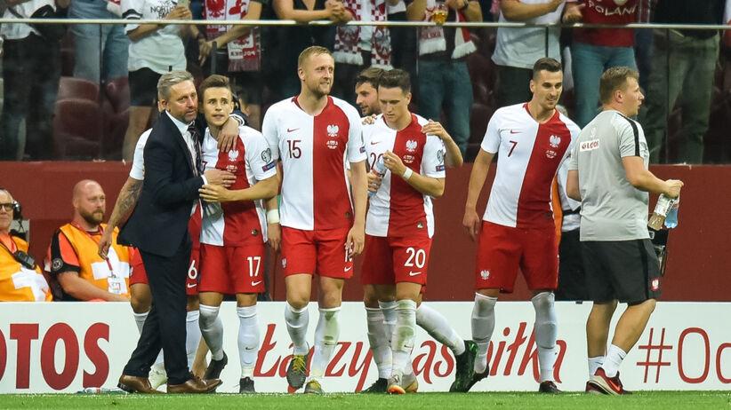 Nowe koszulki reprezentacji Polski