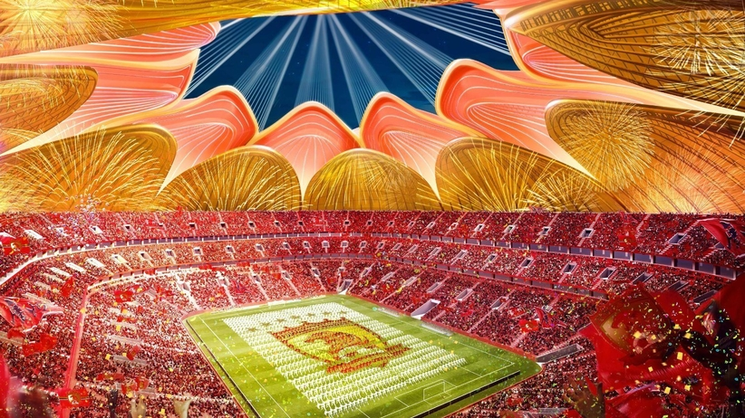 nowy stadion Guangzhou Evergrande