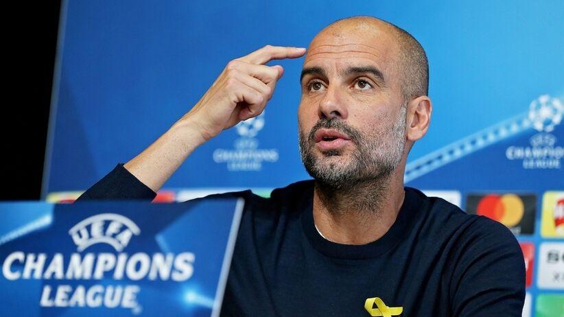 Pep Guardiola przekazał milion euro na walkę z koronawirusem