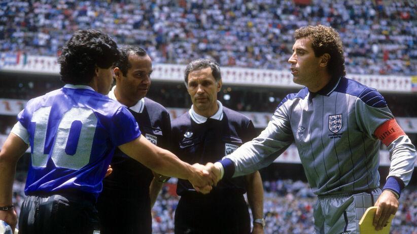 Maradona i Shilton