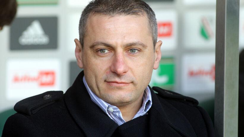 Piotr Świerczewski trenerem Sandecji