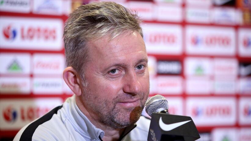 Jerzy Brzęczek podał skład na mecz Polska - Słowenia