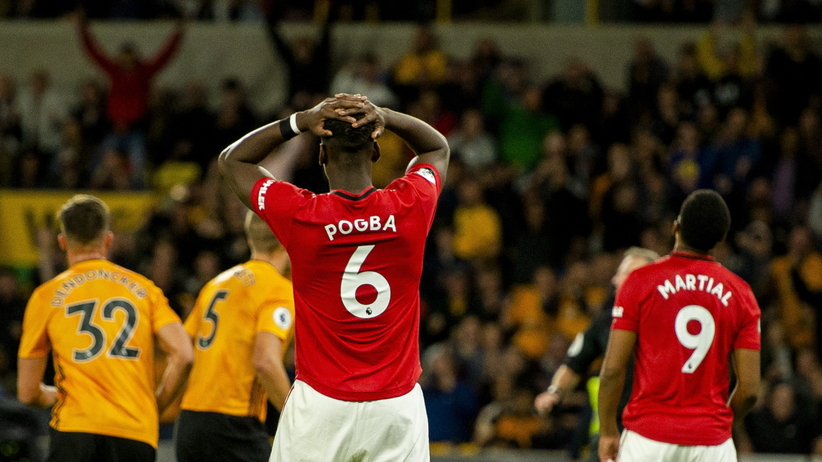 Wolves - Manchester United