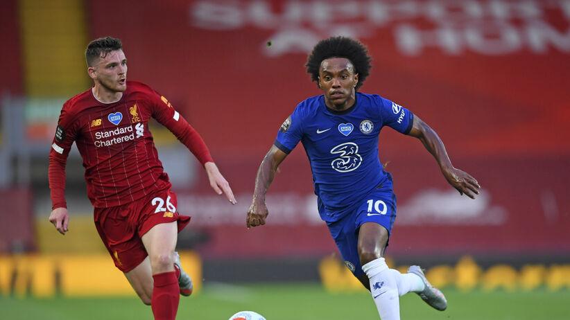 Chelsea - Liverpool: transmisja TV i online