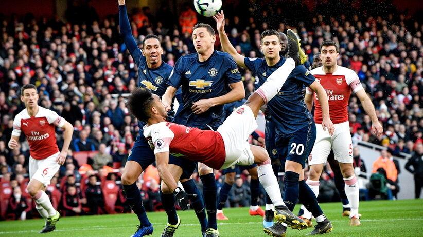 Manchester - Arsenal. Transmisja