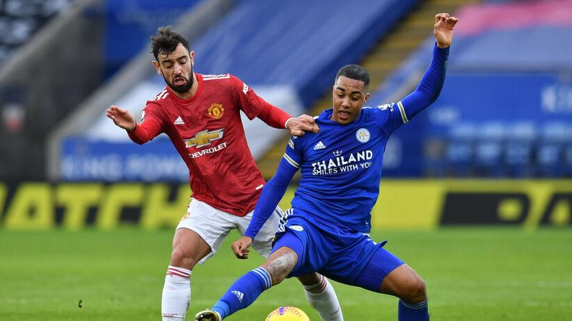 Manchester United - Leicester: Transmisja TV i online. Gdzie oglądać? - Sport