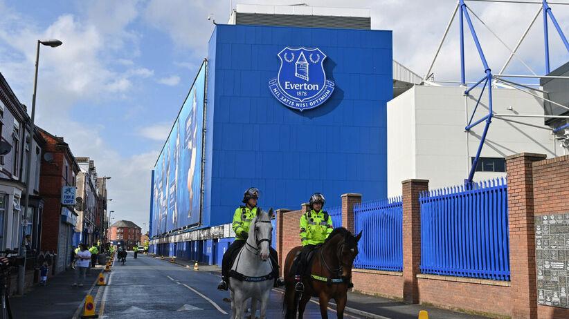 Piłkarz Evertonu podejrzany o napaść seksualną wobec dzieci