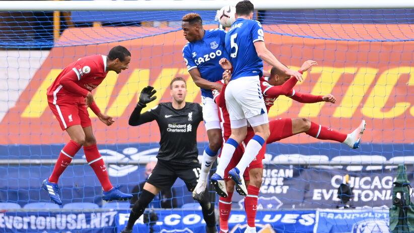 Premier League: Liverpool zremisował z Evertonem [WYNIK, WIDEO GOLI] - Sport