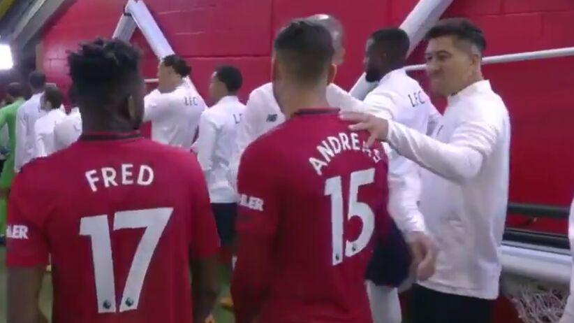 Roy Keane zdegustowany zachowaniem piłkarzy Man. United