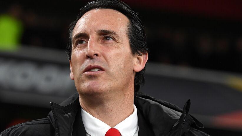 Unai Emery zwolniony z Arsenalu