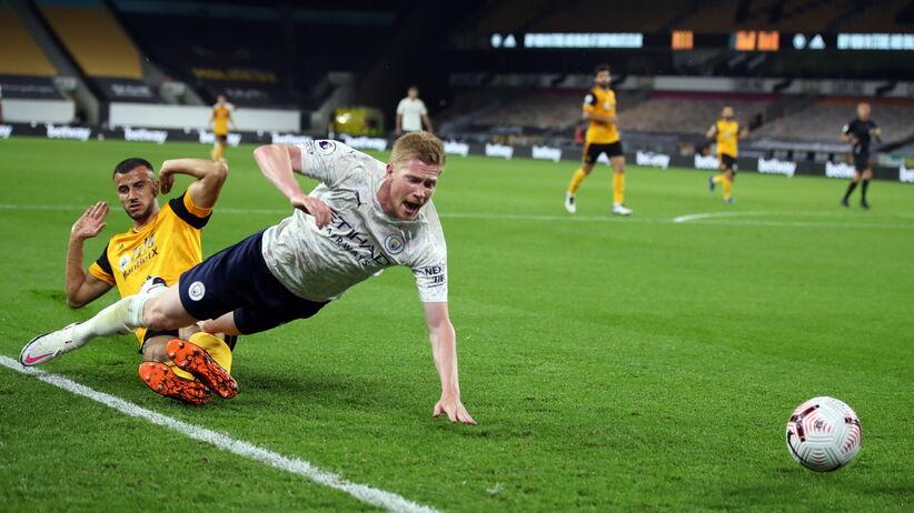Wolverhampton - Manchester City WYNIK meczu 2. kolejki Premier League - Sport