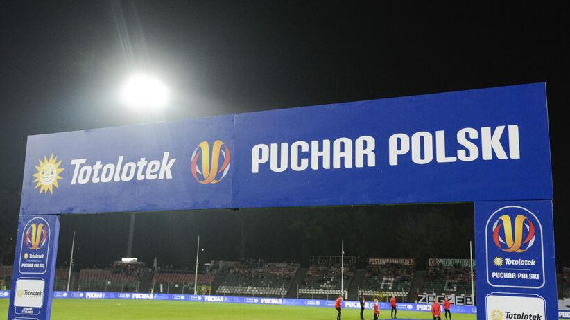 Pary ćwierćfinałowe Pucharu Polski
