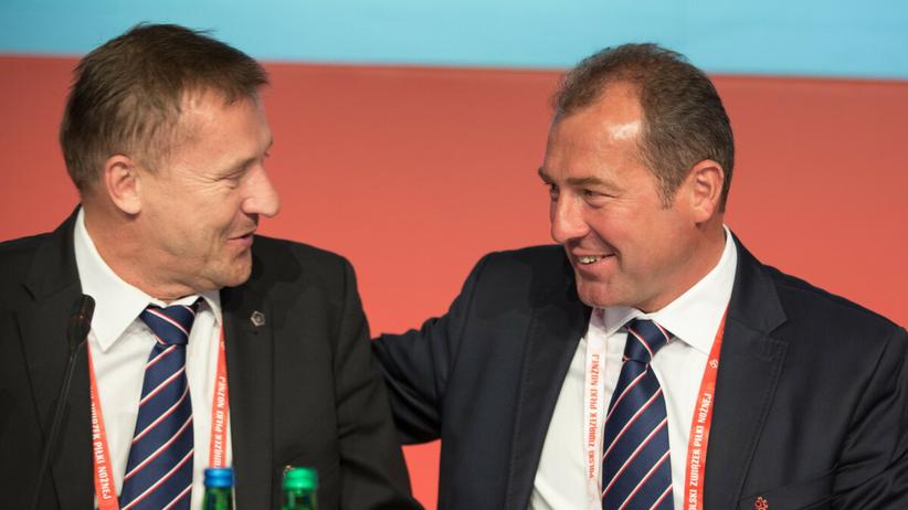 Cezary Kulesza, Marek Koźmiński