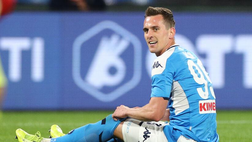 Arkadiusz Milik dogadał szczegóły kontraktu z Juventusem