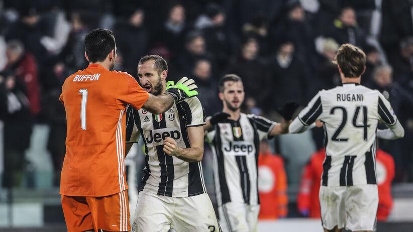 Gianluigi Buffon i Giorgio Chiellini na dłużej w Juventusie