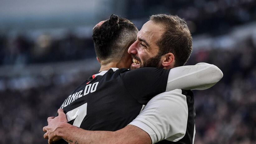 Gonzalo Higuain odchodzi z Juventusu