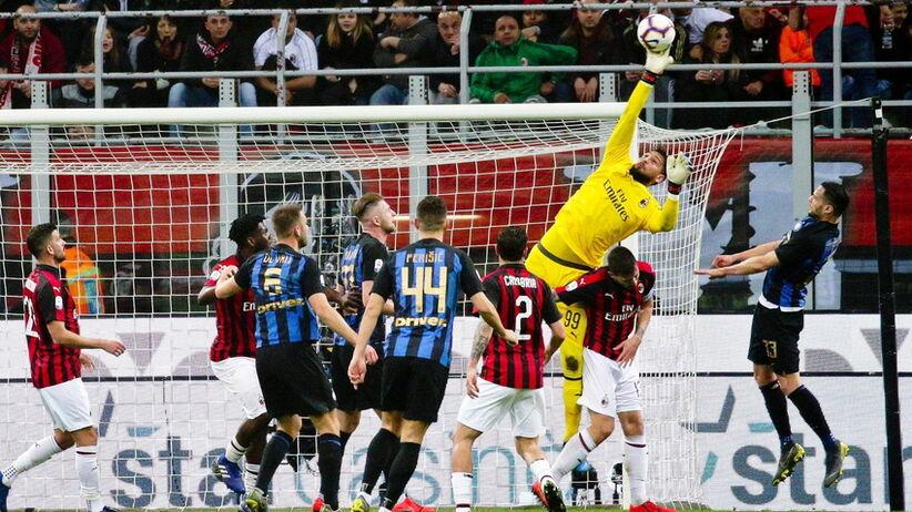 Inter - Milan TRANSMISJA