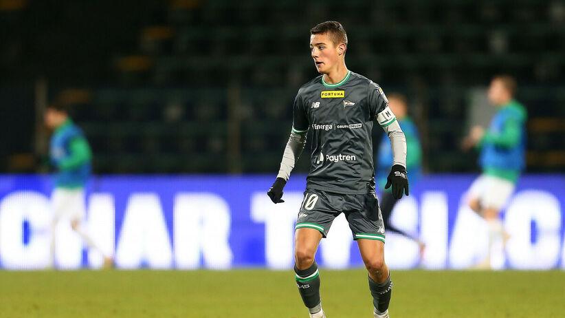 Kacper Urbańskim najmłodszym Polakiem w historii Serie A. Debiut w meczu z Genoą