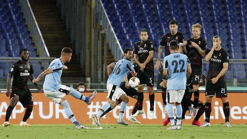 Lazio - Milan: transmisja TV online