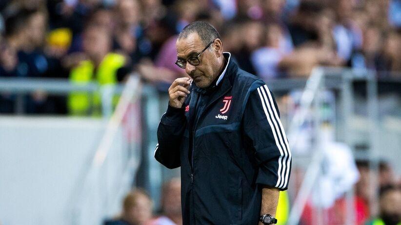 Maurizio Sarri nie poprowadzi Juventusu w meczach z Parmą i Napoli