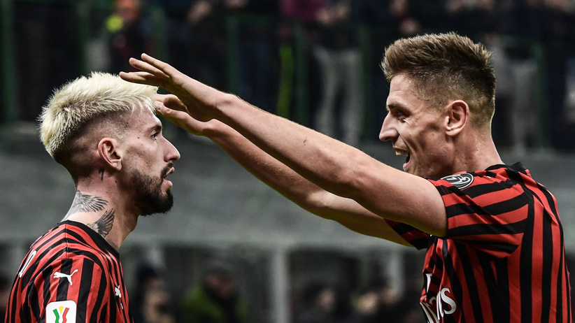 Napad na piłkarza Milanu. Przystawiono mu pistolet do głowy