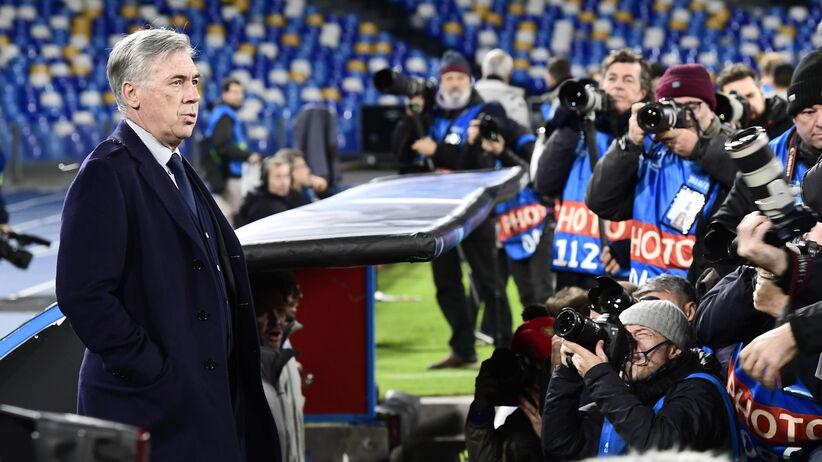 Carlo Ancelotti zwolniony z Napoli