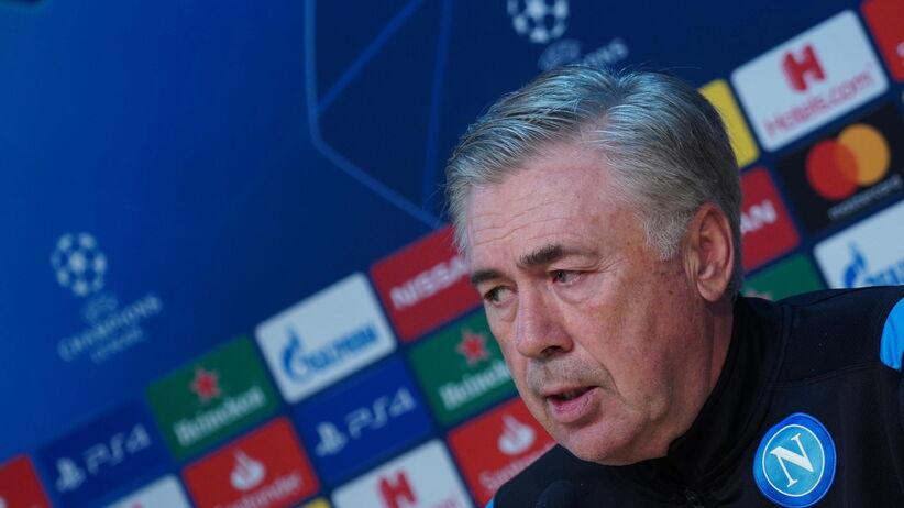 Carlo Ancelotti zostanie zwolniony z Napoli?