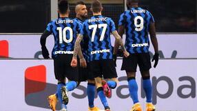 Serie A: Derby Italii dla Interu. Mediolańczycy nie dali szans Juventusowi